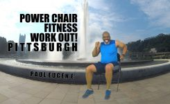 Power Chair Fitness